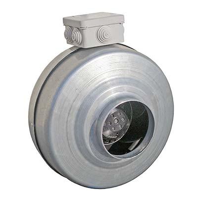 Вентилятор канальный круглый ВК 125
