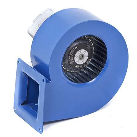 ВР-В2-160-60 вентилятор радиальный вид сбоку