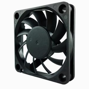 SD6010L5S, вентилятор 5В DC, 60х60х10 мм, подшипник скольжения, sensdar